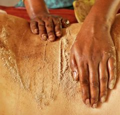 What is abhyangam aka an ayurvedic massage?